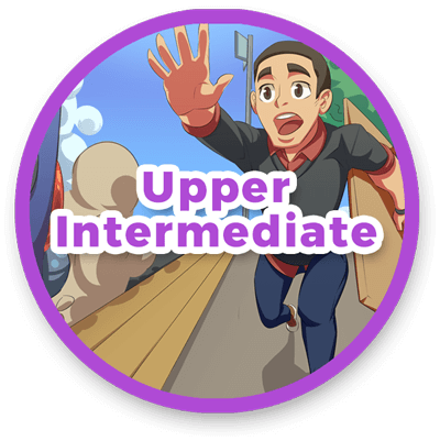 Upper intermediate level Spanish stories